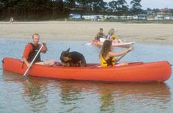 Bushranger 4 3m Plastic Canoe By Australis Canoes Kayaks