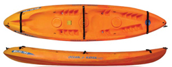 Malibu Two sit-on-top kayak